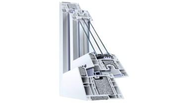 окна rehau geneo phz в пассивный дом (пассив хаус)