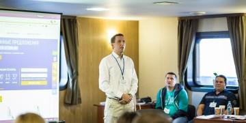 Презентация собственной CRM от ТМ КОРСА