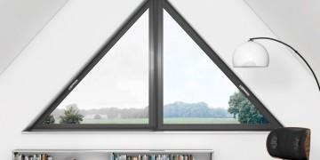трикутні вікна