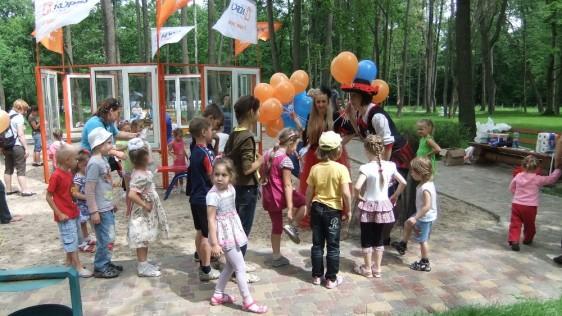 Дитяче свято в м. Буча