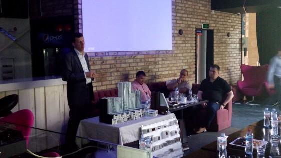 Конференція-зустріч з дилерами із Західного регіону