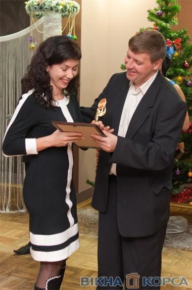 Виробник вікон КОРСА - переможець конкурсу Народний бренд 2011
