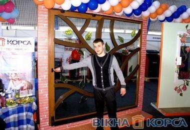 Выставка в Черновцах. Купить окна Черновцы