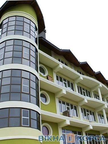 Віконні технології в гостях у ТМ КОРСА