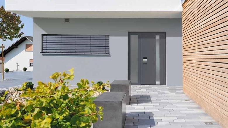 алюминиевые двери Хёрманн