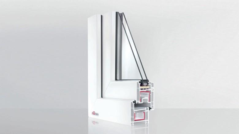 Металлопластиковые окна РЕХАУ Экосол 60