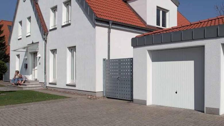 Гаражные ворота Hörmann