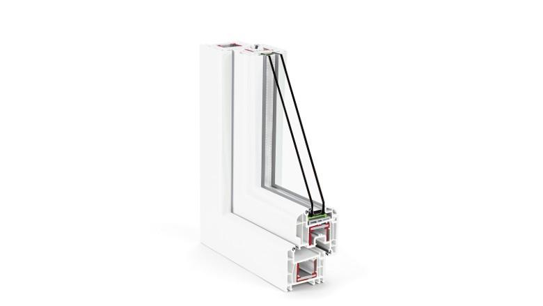 окна REHAU BRILLANT DESIGN 70