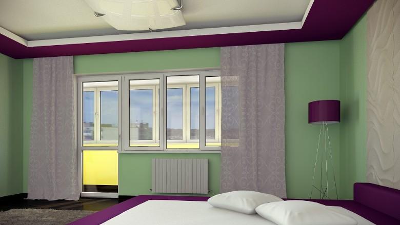 остекление балкона - больше света