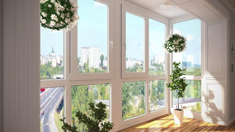 металлопластиковые окна Рехау Бриллант Дизайн
