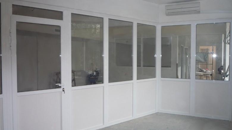 Офисные перегородки REHAU EURO-Design 60