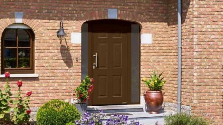стальные входные двери Хорман