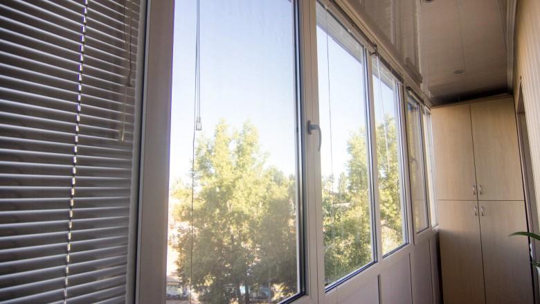 Доступное остекление балконов