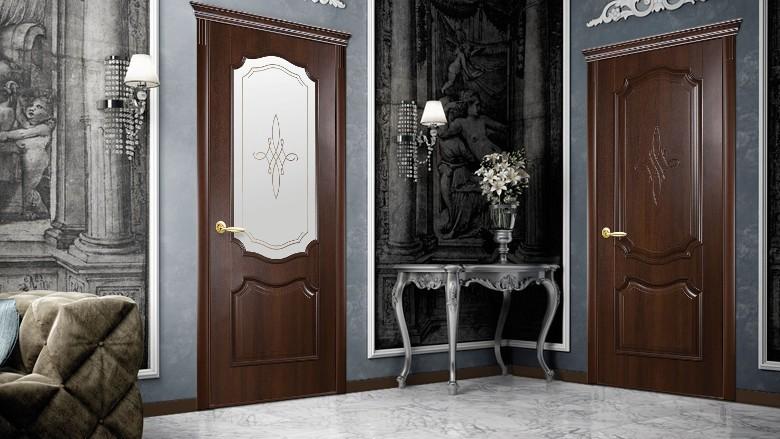 заказать деревянные межкомнатные двери