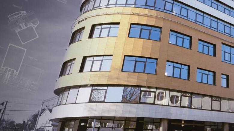 качественные алюминиевые окна Корса