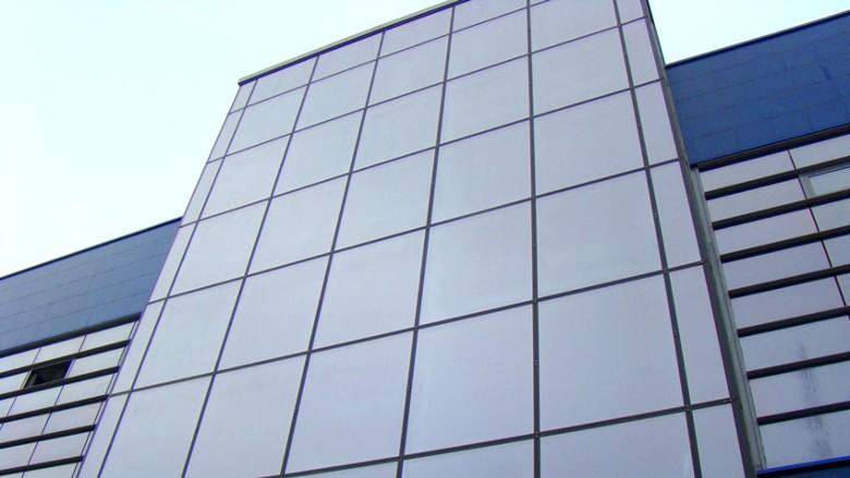 замовити скління фасаду
