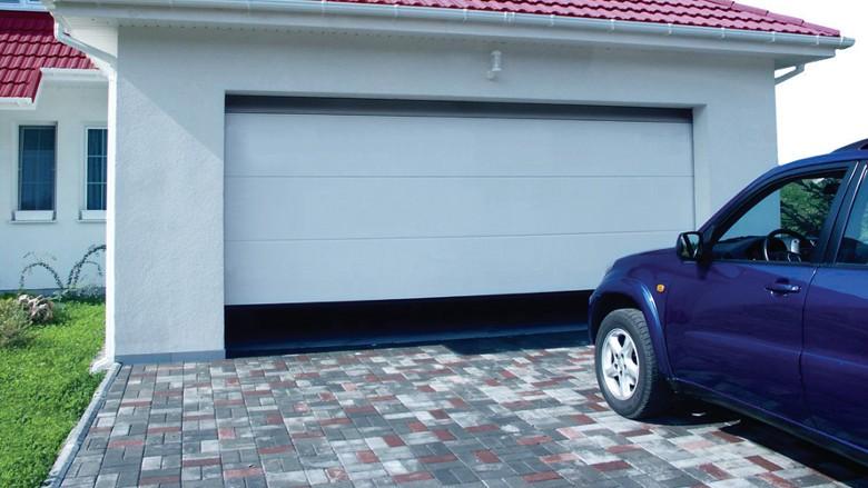 купить секционные гаражные ворота