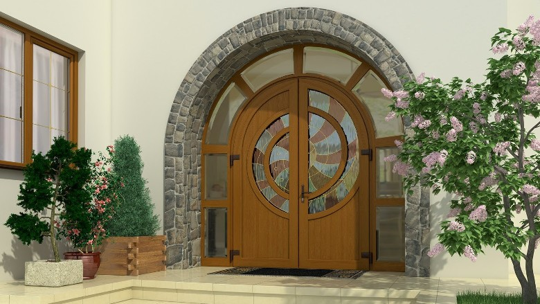 Входные двери – визитка дома