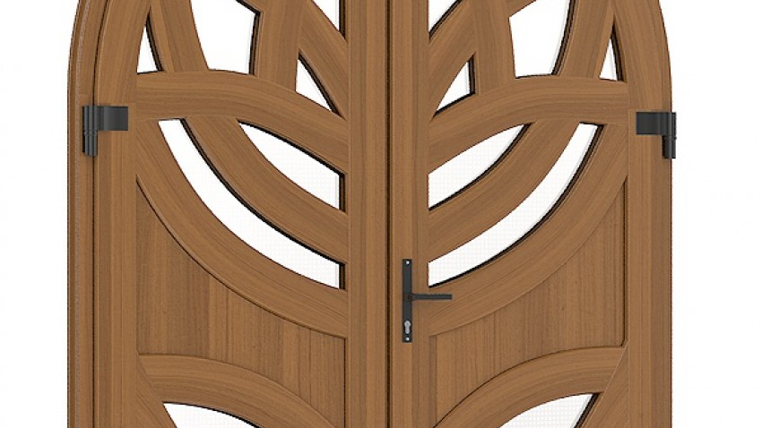 "Двери ""Лотос"""