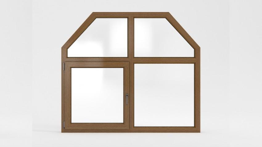 Окно Дом