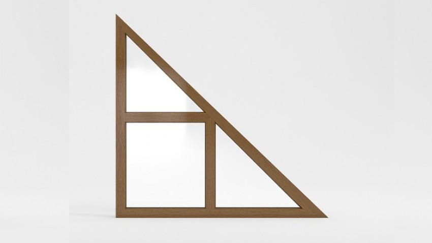 Вікно трикутник