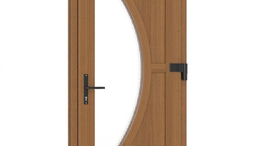 "Двери ""Місяць"""