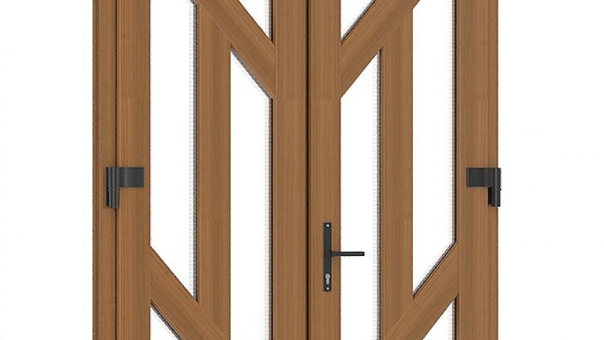 """Двери """"Трансформер"""""""