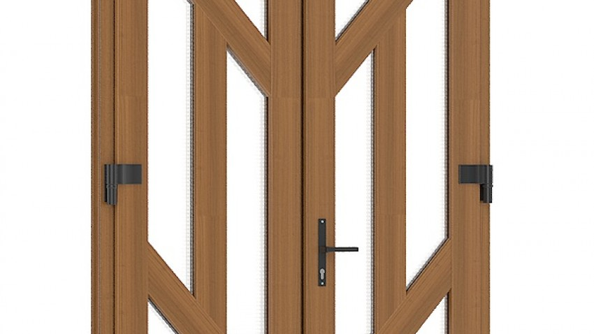 "Двері ""Трансформер"""