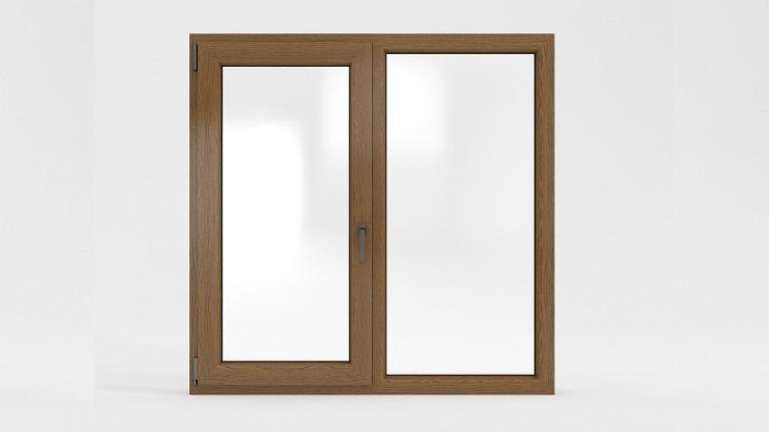 Прямоугольное окно