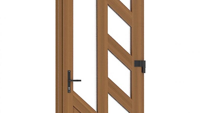 """Двери """"Сходинка"""""""