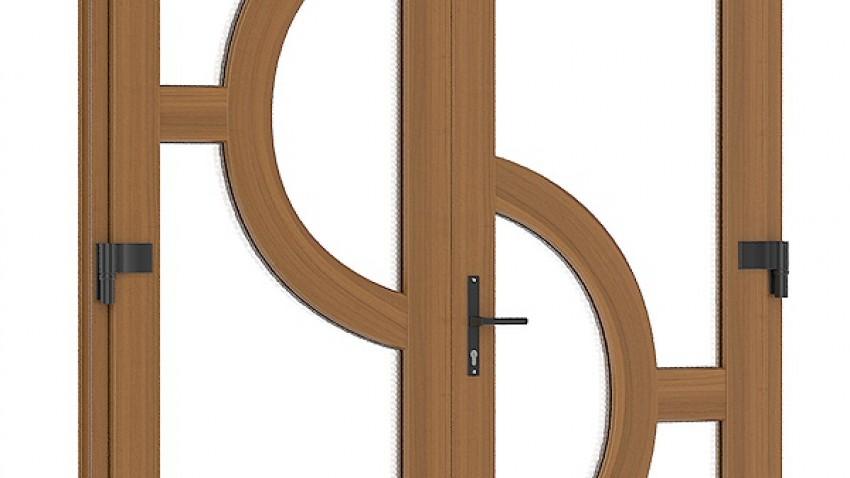 """Двері """"Інь-Янь"""""""