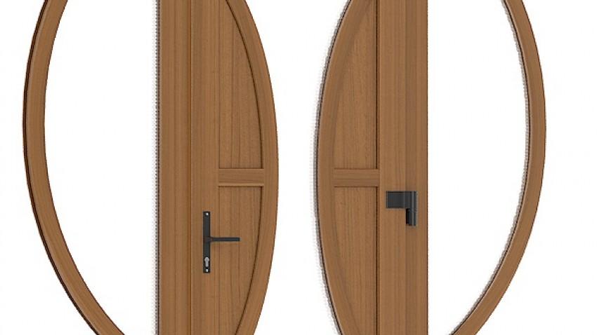 "Двери ""Таємниця"""