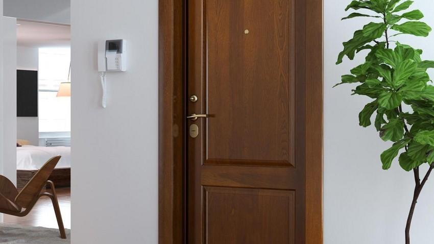 Выбрать металлические двери