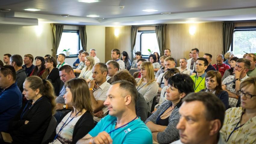 Презентація власної CRM від ТМ КОРСА