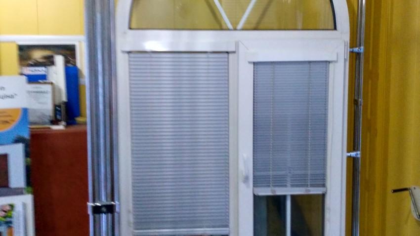 Образец окна в офисе