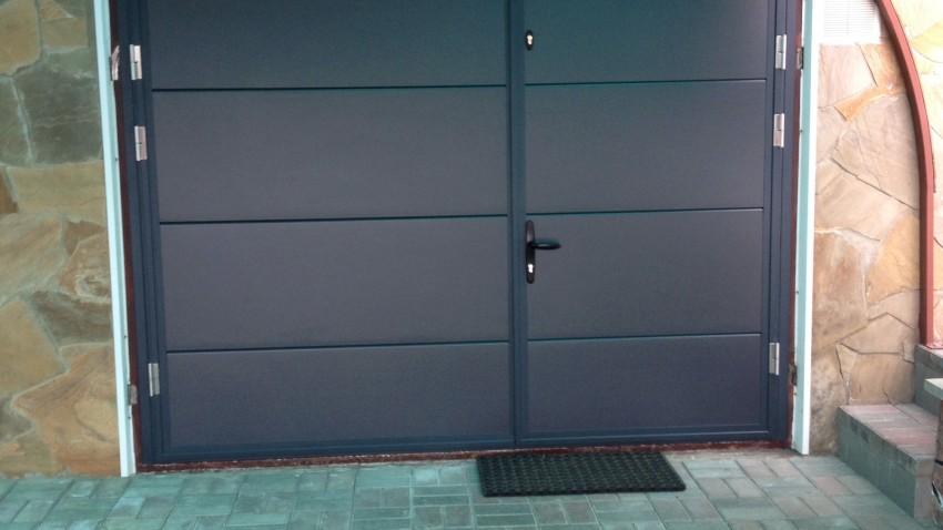 Купити гаражні ворота в Обухові