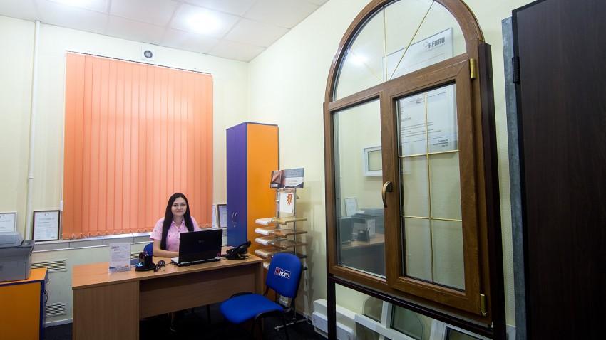 Купить пластиковые окна rehau в Киеве