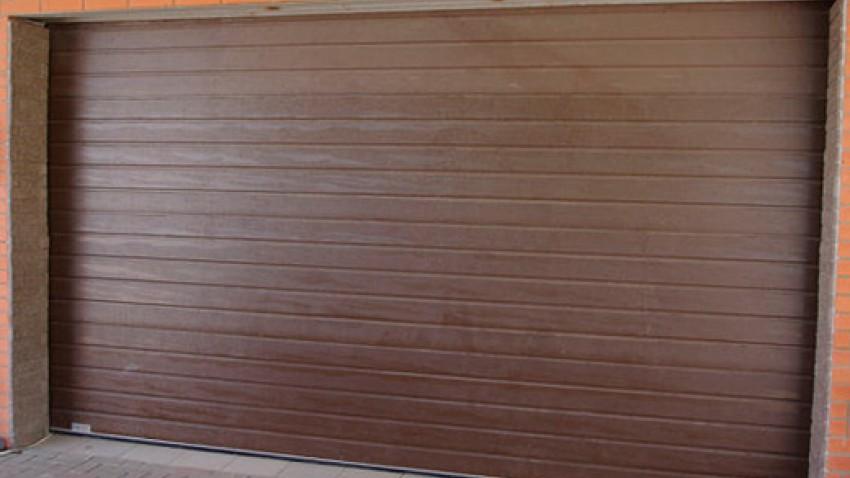 Купить гаражные ворота в Краматорске