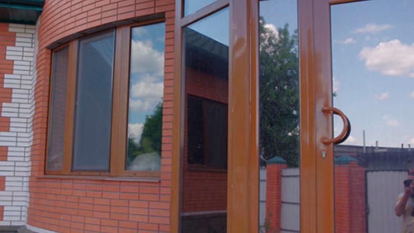 Купить окна rehau в Краматорске
