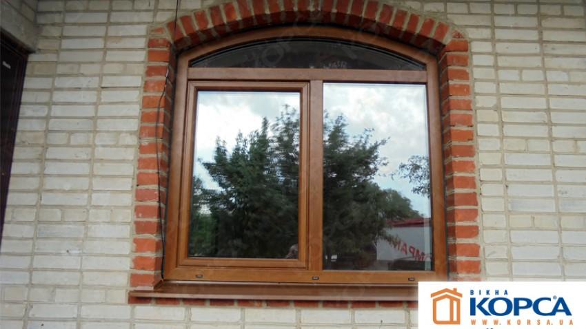 Купити металопластикові вікна rehau в Конотопі