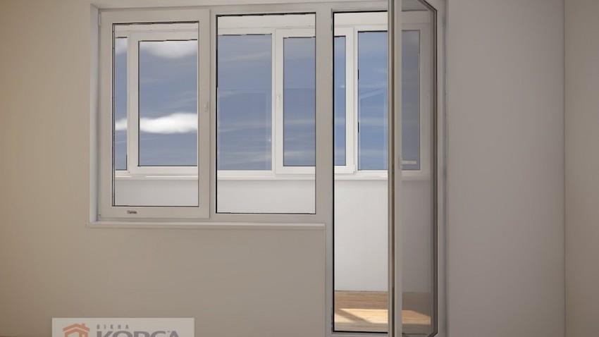 Купити металопластикові вікна rehau у Кам'янському (Дніпродзержинську)