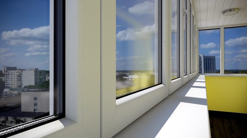 Купити металопластикові вікна в Бурині