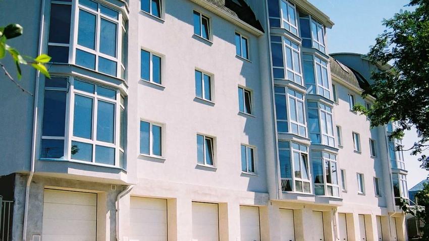 Купити металопластикові вікна в Одесі