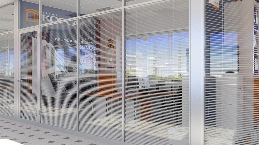 Купити металопластикові вікна в Солотвино