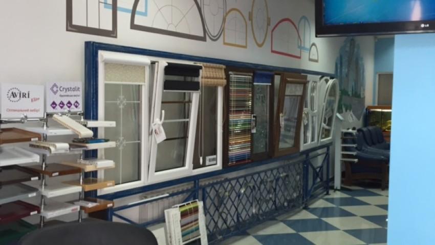 Купити пластикові вікна rehau в Хусті
