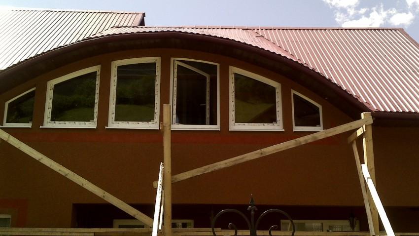 Купити пластикові вікна в Усть-Чорній