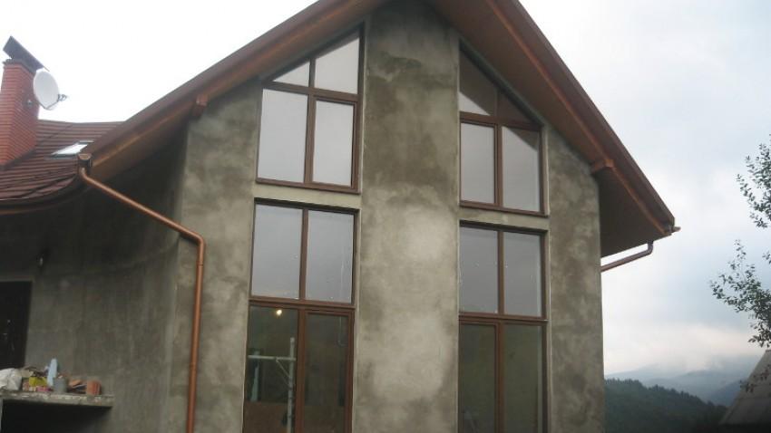 Купити пластикові вікна в Обухові