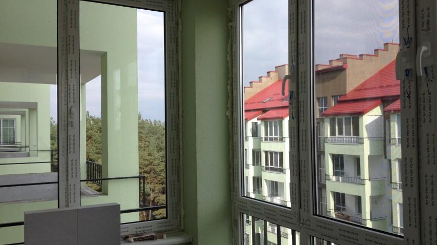 Купити металопластикові вікна рехау в Обухові