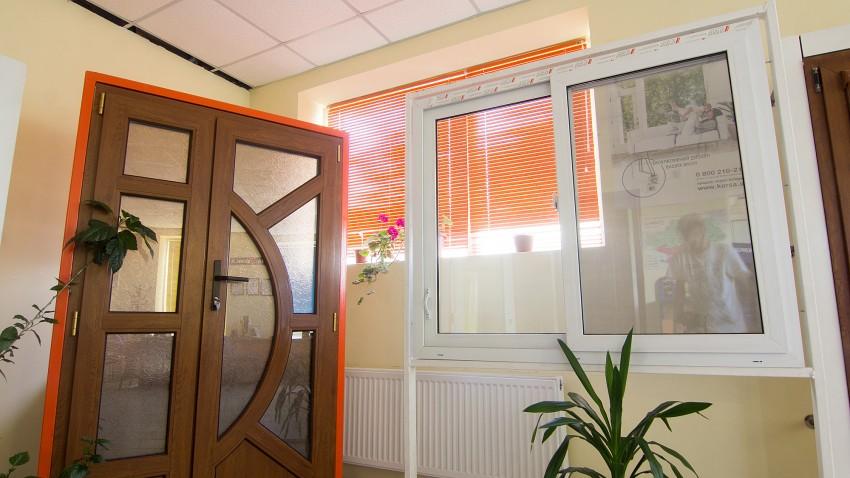 Заказать металлопластиковые окна в Бершади