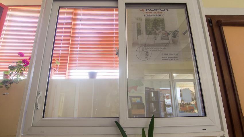 Выбрать ПВХ окна в Бершади